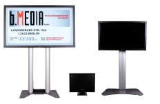 LCD und LED Displays
