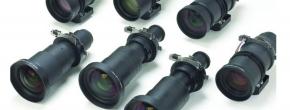 HD Objektive für DLP Projektoren