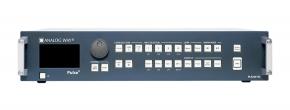 Hochauflösender Seamless Switcher mit 8 Eingängen und Nativem Matrix Modus