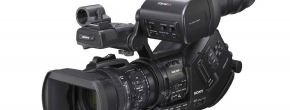 Der kompakte HD-Camcorder PMW-EX3 von SONY