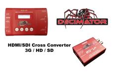 Converter und Scaler von Decimator Design