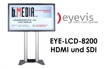 "Eyevis 82"" HD"