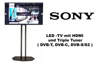 "Sony 65"" HD LED TV"
