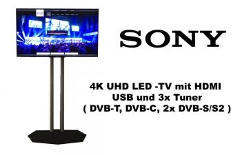 """Sony 55"""" 4K UHD LED TV"""
